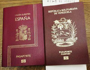 Pasaporte valido