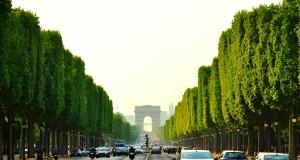 Campos Elíseos París