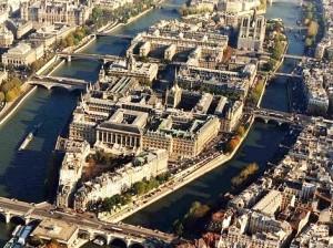 Isla de la Cité París