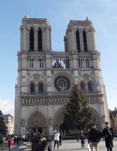 Notre Dame Fachada