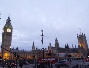 Plaza Parlamento Londres