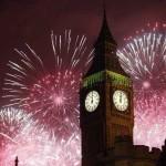 Gran campana del reloj= Big Ben (Londres)