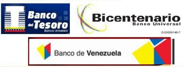 Mejor banco para tarjeta de credito en venezuela for Banco venezuela online