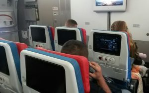 Entretenimiento en TurkishAirlines